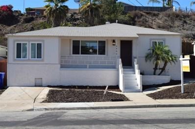 5482 Grape St, San Diego, CA 92105 - MLS#: 180048760
