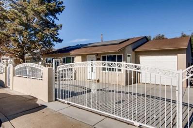 543 Encinitas Ave, San Diego, CA 92114 - MLS#: 180048767