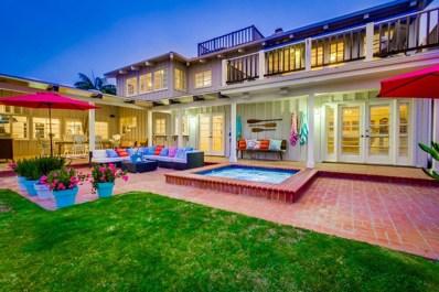 710 Cordova Street, San Diego, CA 92107 - MLS#: 180048861