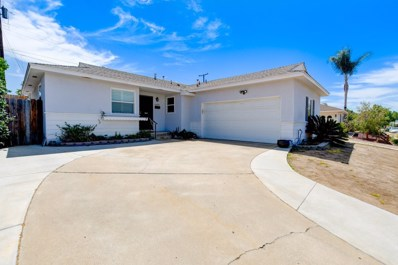 6431 Birchwood St, San Diego, CA 92120 - MLS#: 180048867