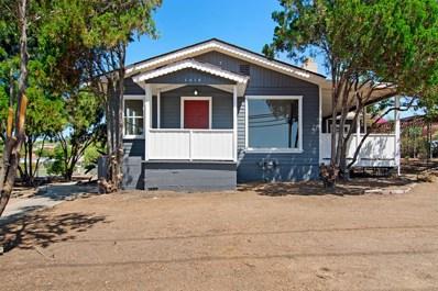 1818 Hillsdale Rd, El Cajon, CA 92019 - MLS#: 180048885