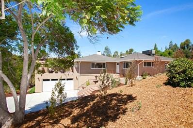 1442 Hidden Mesa Trl, El Cajon, CA 92019 - MLS#: 180048886