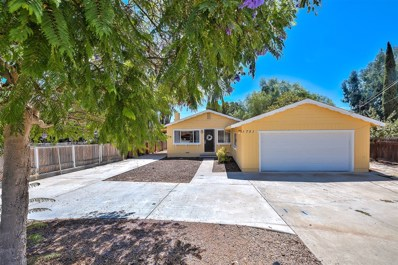 1751 Avocado Drive, Vista, CA 92083 - MLS#: 180048890