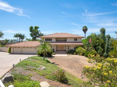 3015 Colley Lane, Escondido, CA 92025 - MLS#: 180048895