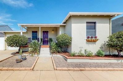 4574 44th Street, San Diego, CA 92115 - MLS#: 180049031