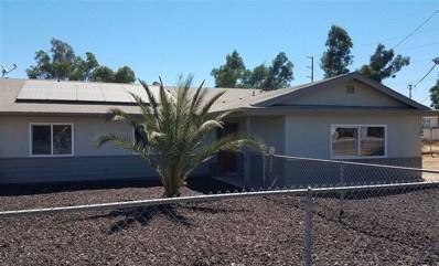 1728 San Vicente Rd., Ramona, CA 92065 - MLS#: 180049054