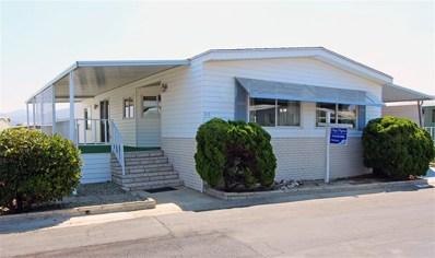 650 S Rancho Santa Fe UNIT 313, San Marcos, CA 92078 - MLS#: 180049063