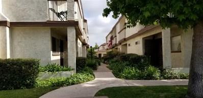 6757 Amherst Street Unit E, San Diego, CA 92115 - MLS#: 180049104