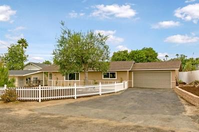 1362 Teelin, Vista, CA 92083 - MLS#: 180049114
