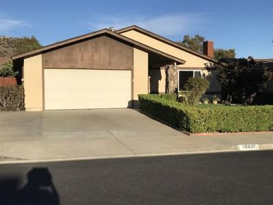 10637 Ironwood Ave, Santee, CA 92071 - MLS#: 180049132