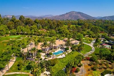 6676 Las Arboledas, Rancho Santa Fe, CA 92067 - MLS#: 180049133