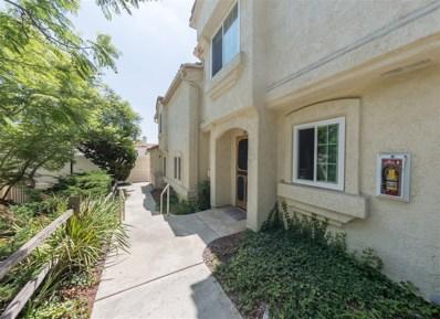 740 Breeze Hill UNIT 197, Vista, CA 92081 - MLS#: 180049145