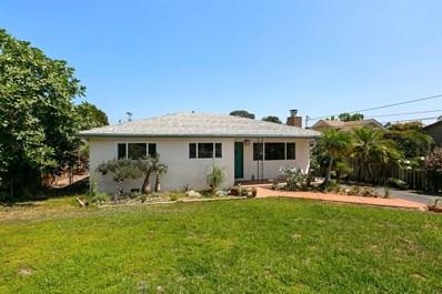 1245 Hymettus Ave, Encinitas, CA 92024 - MLS#: 180049194