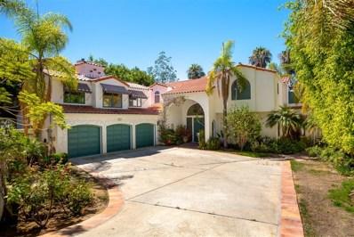 1540 Soledad Ave, La Jolla, CA 92037 - MLS#: 180049221