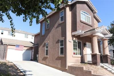 537 Stork St, San Diego, CA 92114 - MLS#: 180049248