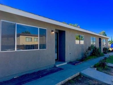 1028 Cotton, San Diego, CA 92102 - MLS#: 180049265