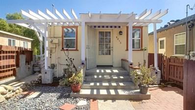 4816 Lantana Drive, San Diego, CA 92105 - MLS#: 180049297