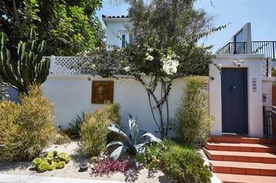 1253 Torrey Pines, La Jolla, CA 92037 - MLS#: 180049323