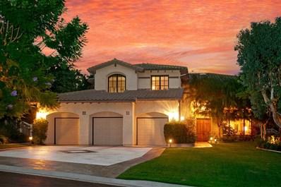 2223 Rosemont Lane, Encinitas, CA 92024 - MLS#: 180049351