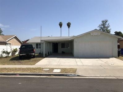 277 Coralwood Dr, San Diego, CA 92114 - #: 180049394