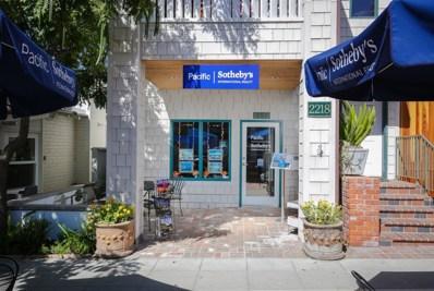 2220 Avenida De La Playa, La Jolla, CA 92037 - MLS#: 180049420