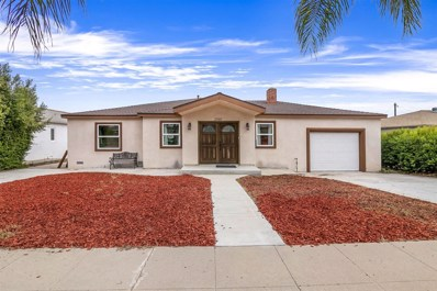 2061 Eldora St, Lemon Grove, CA 91945 - MLS#: 180049433
