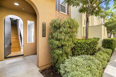 2640 Escala Cir, San Diego, CA 92108 - MLS#: 180049455