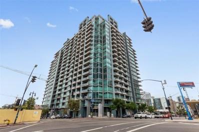 1080 Park Blvd UNIT 302, San Diego, CA 92101 - MLS#: 180049461