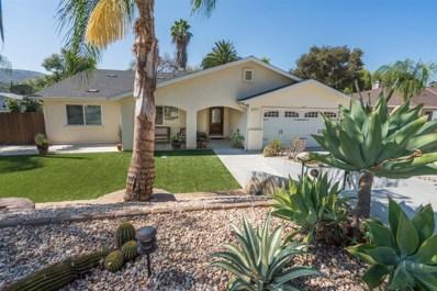 13771 Sarah, El Cajon, CA 92021 - MLS#: 180049510
