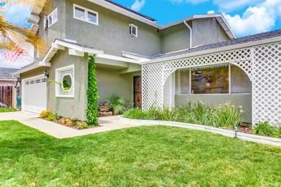 3828 Sierra Morena Ave, Carlsbad, CA 92010 - MLS#: 180049589