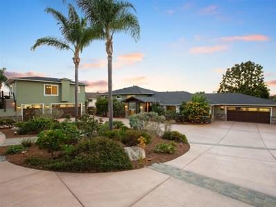 4005 Sunnyhill Dr, Carlsbad, CA 92008 - MLS#: 180049595