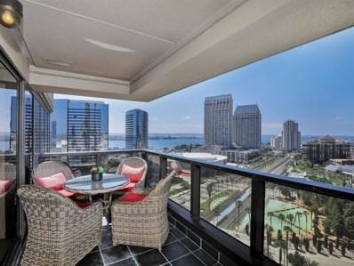 100 Harbor Dr UNIT 1804, San Diego, CA 92101 - MLS#: 180049604