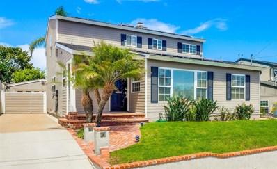 3840 Talbot St, San Diego, CA 92106 - MLS#: 180049618