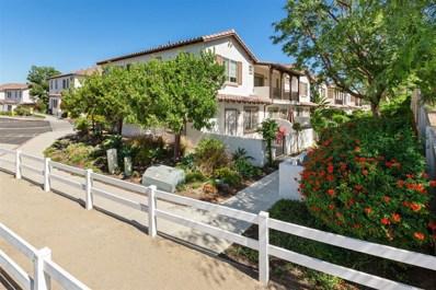 5501 Old Ranch Road UNIT 1, Oceanside, CA 92057 - MLS#: 180049635