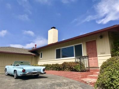8675 Glenwick Ln, La Jolla, CA 92037 - MLS#: 180049686