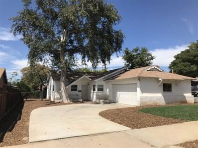 1244 Navello Street, El Cajon, CA 92021 - MLS#: 180049717