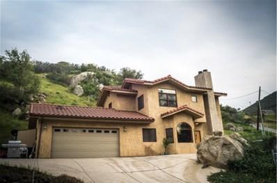 1009 Peutz Valley Road, Alpine, CA 91901 - MLS#: 180049753