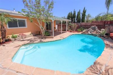 4321 Conrad Ave, San Diego, CA 92117 - MLS#: 180049802