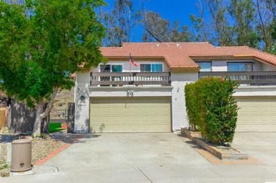 1621 Woodrun Pl., El Cajon, CA 92019 - MLS#: 180049820