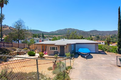 13749 Ridge Hill, El Cajon, CA 92021 - MLS#: 180049828