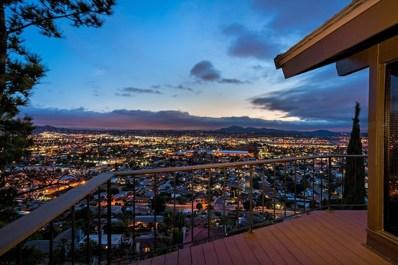1116 Dawnridge Avenue, El Cajon, CA 92021 - MLS#: 180049886