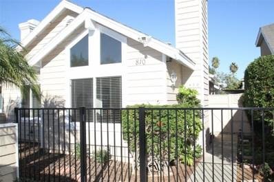 810 Windward Ln, Carlsbad, CA 92011 - MLS#: 180049910