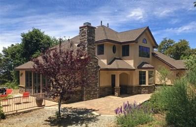 4730 Quite Oaks Trail, julian, CA 92036 - MLS#: 180049955