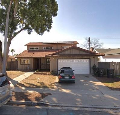 6233 Estelle St, San Diego, CA 92115 - MLS#: 180049974