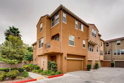 1863 Hazel Ct UNIT 9, Chula Vista, CA 91913 - MLS#: 180049989