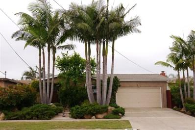 4032 Ashford St., San Diego, CA 92111 - MLS#: 180050003