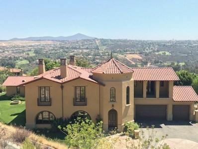 7824 Camino De La Dora, Rancho Santa Fe, CA 92067 - MLS#: 180050011