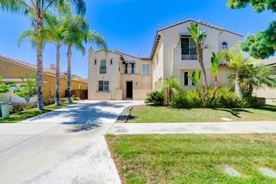 1432 Heatherwood Ave, Chula Vista, CA 91913 - MLS#: 180050020