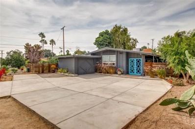 950 Crescent Dr, Vista, CA 92084 - MLS#: 180050022
