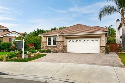 574 Golf Glen Dr, San Marcos, CA 92069 - MLS#: 180050039